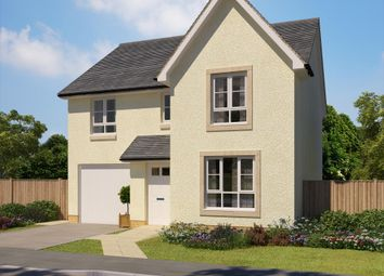 "Thumbnail 4 bedroom detached house for sale in ""Dunbar"" at Kirkintilloch, Glasgow"