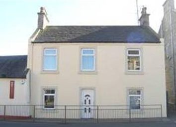 Thumbnail 2 bed flat for sale in Irvine Road, Dirrans, Kilwinning