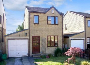 Thumbnail 3 bed detached house to rent in The Oval, Bingley, West Yorkshire