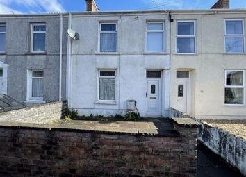 Thumbnail 3 bed terraced house for sale in Heol Llanelli, Pontyates, Llanelli