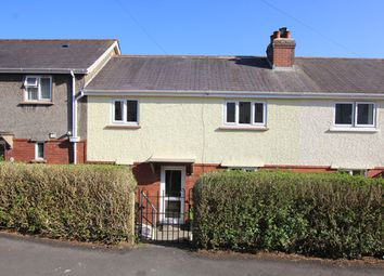 Thumbnail 3 bed terraced house for sale in Brynhaul Street, Carmarthen, Carmarthenshire
