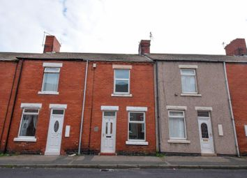 Thumbnail 2 bed terraced house for sale in 14 Fourth Street, Blackhall Colliery, Hartlepool