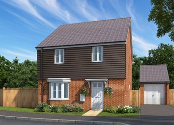 Thumbnail 4 bed detached house for sale in Gipping Road, Great Blakenham, Ipswich