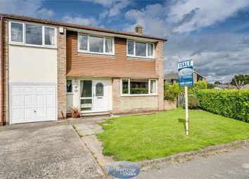 Thumbnail 4 bedroom detached house for sale in Windsor Road, Carlton-In-Lindrick, Worksop, Nottinghamshire
