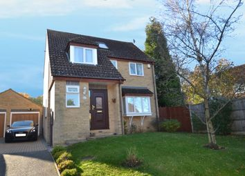 Thumbnail 4 bedroom detached house for sale in Greensands, Walderslade Woods, Chatham