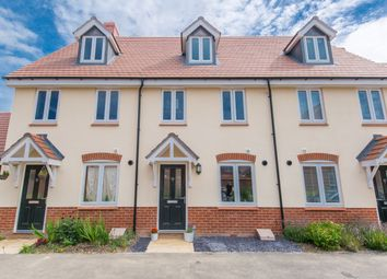 Thumbnail 3 bed town house for sale in Hawksley Crescent, Hailsham