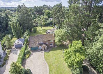 Thumbnail 4 bed detached house for sale in Forest Park Road, Brockenhurst