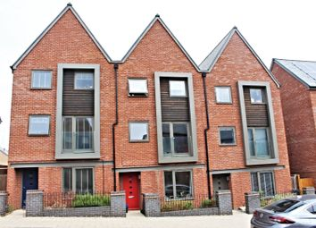 Thumbnail 4 bed town house for sale in High Street, Upton, Northampton