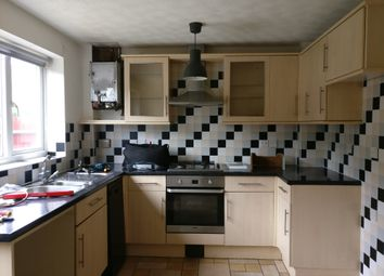 Thumbnail 3 bed semi-detached house to rent in Viking Close, Kettering