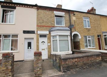 Thumbnail 2 bedroom terraced house to rent in Duke Street, Fletton, Peterborough