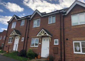 3 bed terraced house for sale in Levett Grange, Rugeley WS15