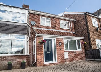 Thumbnail 4 bed semi-detached house for sale in 24 Lindum Drive, Wickersley
