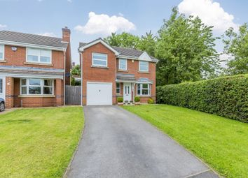 Thumbnail 4 bedroom detached house for sale in Valley Park Way, Longton, Stoke-On-Trent