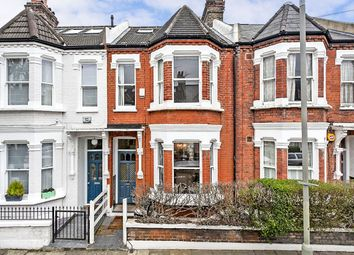 Thumbnail 5 bed terraced house to rent in Tregarvon Road, London