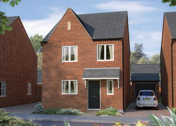 "Thumbnail 4 bed property for sale in ""The Salisbury"" at Heyford Park, Camp Road, Upper Heyford, Bicester"