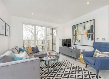 Thumbnail 2 bed flat for sale in Lansdowne Drive, London