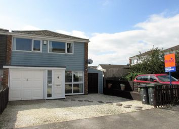 Thumbnail 3 bedroom end terrace house for sale in Portland Drive, Gosport