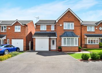 Thumbnail 4 bed detached house for sale in St James Gardens, Mansfield Woodhouse, Mansfield