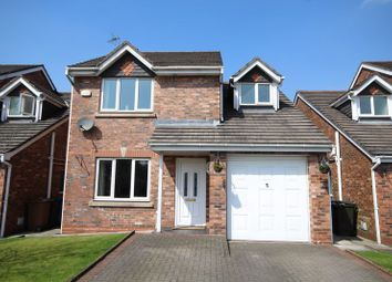 Thumbnail 4 bed detached house for sale in Retford Avenue, Buersil, Rochdale