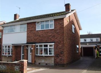 Thumbnail 3 bed semi-detached house for sale in Meadow Road, Scunthorpe