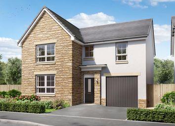 "Thumbnail 4 bedroom detached house for sale in ""Falkland"" at Ayton Park South, East Kilbride, Glasgow"
