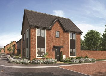 "Thumbnail 3 bed property for sale in ""The Huntingdon"" at Downs Road, Minster Lovell, Witney"