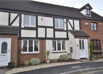 Thumbnail 2 bed terraced house for sale in Montgomery Close, Hucclecote, Gloucester