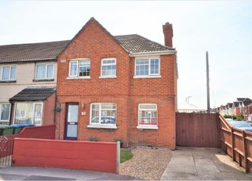 Thumbnail 3 bed end terrace house for sale in Wodehouse Road, Southampton