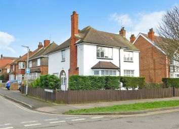 Thumbnail 4 bed detached house for sale in Glentworth Crescent, Skegness, Lincolnshire