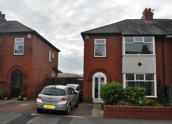 Thumbnail 3 bed semi-detached house to rent in Beacon Street, Preston