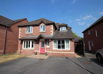 Thumbnail 4 bed detached house for sale in Faverolle Way, Paxcroft Mead, Hilperton, Wiltshire