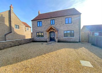 Thumbnail 4 bed detached house for sale in The Pleasance, Flegg Green, Wereham