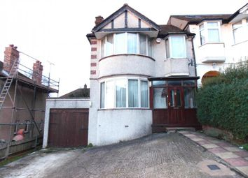 Thumbnail 4 bed semi-detached house to rent in Fairfields Crescent, Kingsbury, London