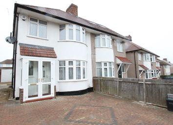 Thumbnail 3 bed semi-detached house to rent in Oakdene Avenue, Chislehurst, Kent