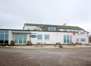 Thumbnail Hotel/guest house for sale in Ocean View Hotel, Aultbea, Wester-Ross