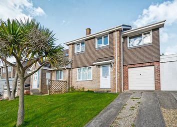 Thumbnail 4 bedroom semi-detached house for sale in Newquay, Cornwall, England