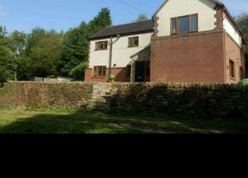 Thumbnail 4 bed detached house for sale in Rakeway Road, Cheadle, Stoke-On-Trent