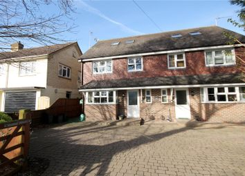 Thumbnail 4 bedroom semi-detached house for sale in Florence Gate, 2A Rickman Crescent, Addlestone, Surrey