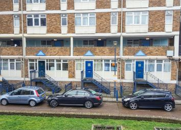 Thumbnail 4 bed flat for sale in Aytoun Road, London