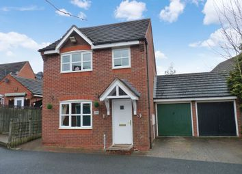 Thumbnail 3 bed detached house to rent in 16 The Saplings, Madeley, Telford