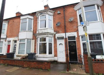 Thumbnail 3 bed terraced house to rent in Wilberforce Road, Off Narborough Road, Leicester