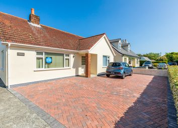 Thumbnail 3 bed detached bungalow for sale in Grand Douit Road, St. Sampson, Guernsey