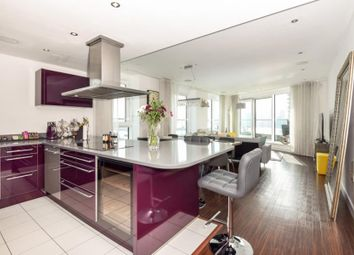 Thumbnail 3 bed flat for sale in Alaska Apartments, 22 Western Gateway, London