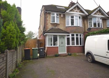 Thumbnail 4 bed property to rent in Chaul End Road, Caddington, Luton