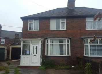Thumbnail 3 bed semi-detached house for sale in Fontaine Place, Stoke-On-Trent, Staffordshire