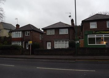 Thumbnail 3 bed detached house for sale in Carlton Road, Nottingham, Nottinghamshire