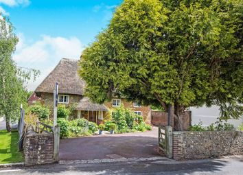 Thumbnail 3 bed detached house for sale in The Street, Arundel, West Sussex