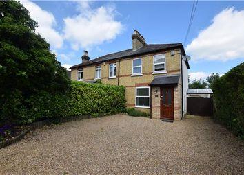 Thumbnail 2 bedroom semi-detached house for sale in Harrow Road, Knockholt, Sevenoaks, Kent