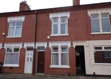 Thumbnail 3 bed terraced house for sale in Ridley Street, Leicester, Leicestershire, England