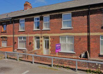 Thumbnail 3 bed terraced house for sale in Pentwyn Terrace, Pontypool